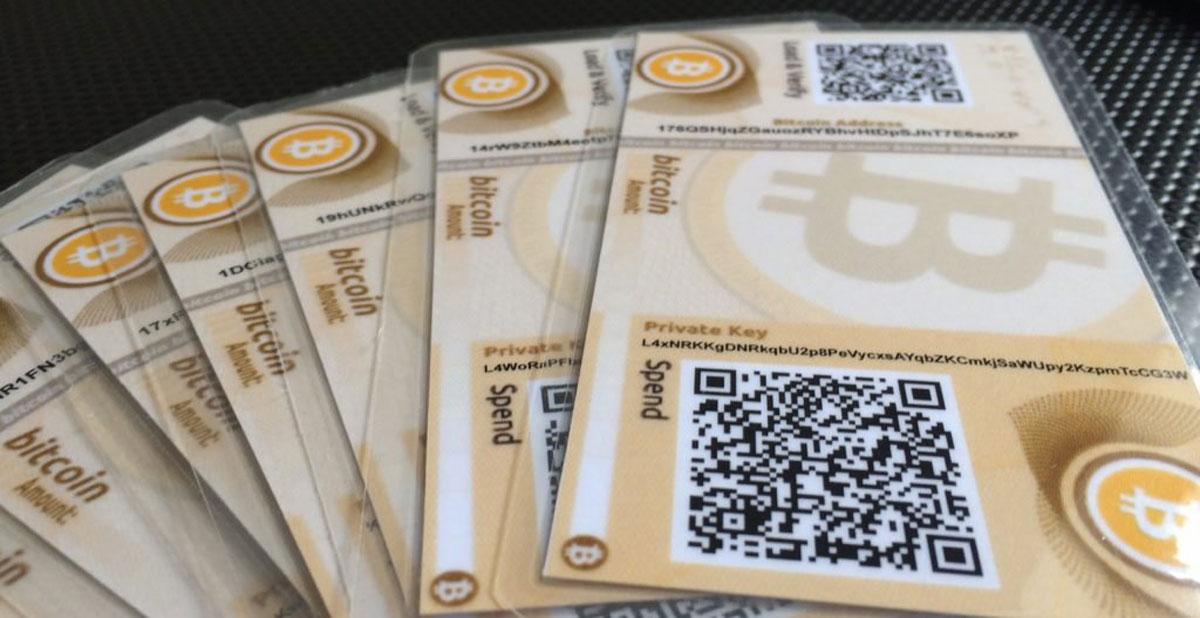 private wallet für coins