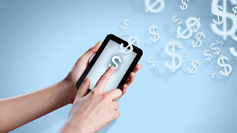 کسب درآمد با موبایل