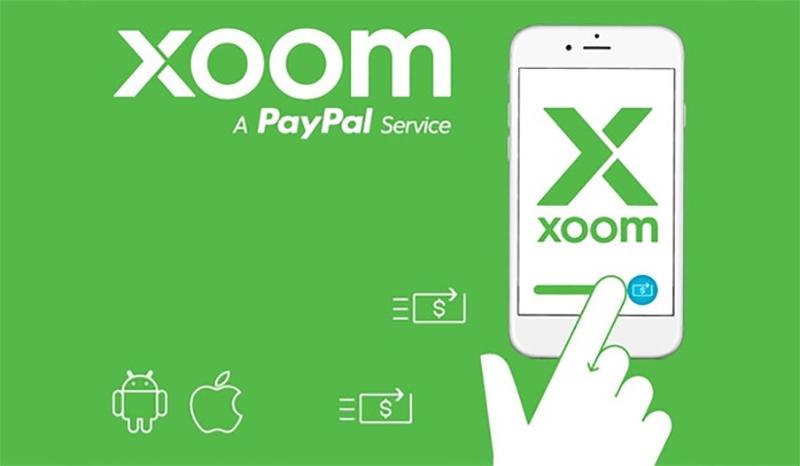 اپلیکیشن موبایل xoom