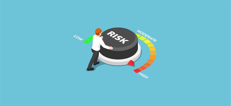 ریسک ارزهای دیجیتال