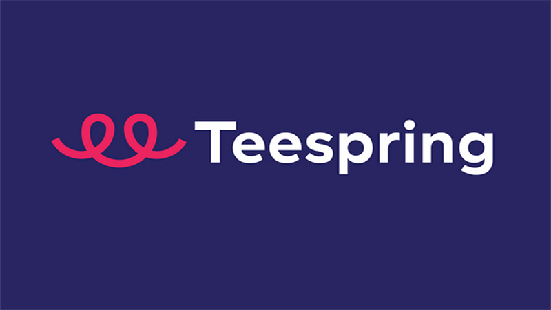 سایت Teespring
